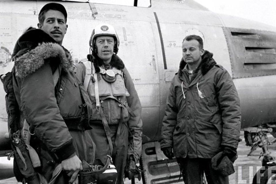 histoire parka militaire