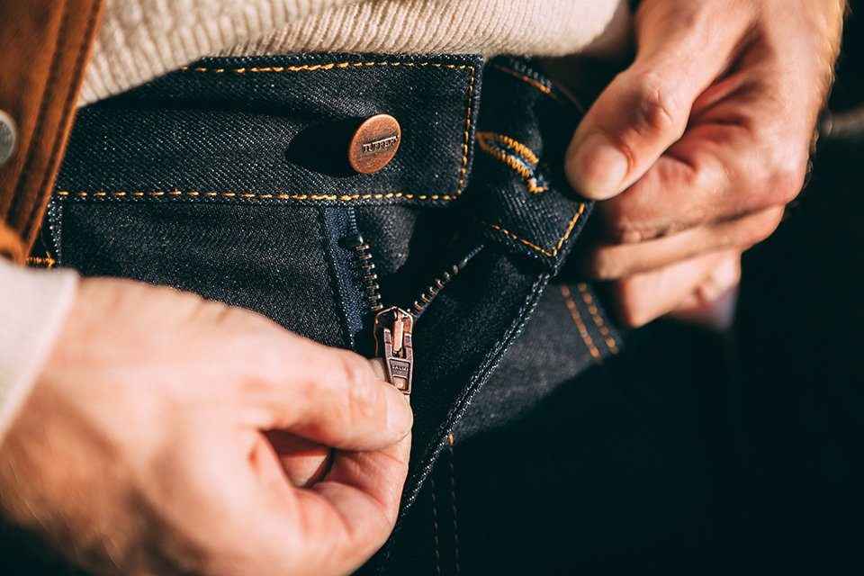 jean atelier tuffery zip