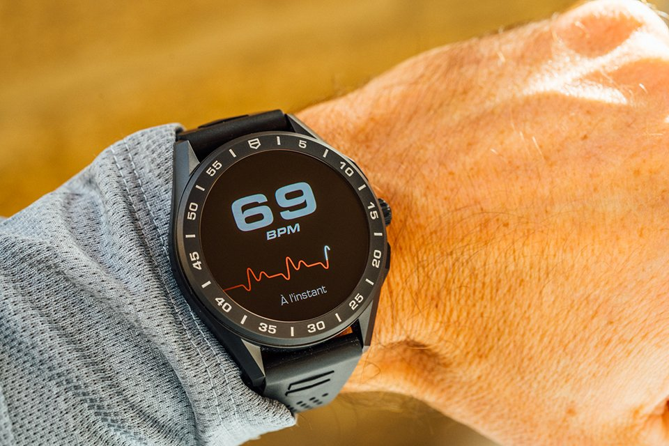 Montre Tag Heuer Connected Sport BPM