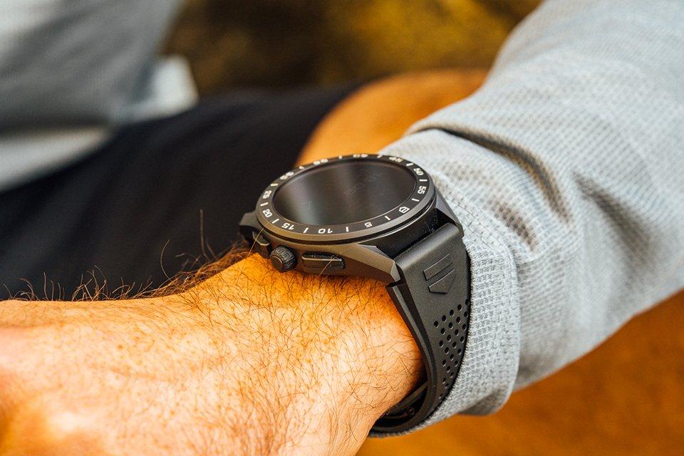 Montre Tag Heuer Connected Sport Bracelet