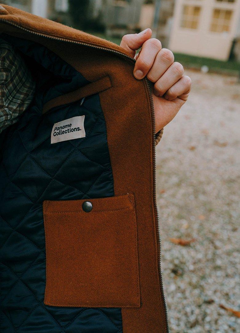 Paname collection poche interne gauche