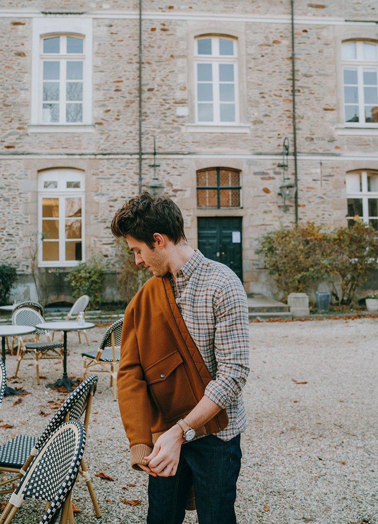 paname collections manteau essayage bis