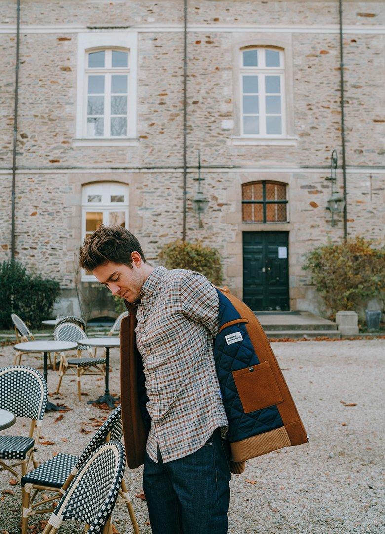 paname collections manteau essayage