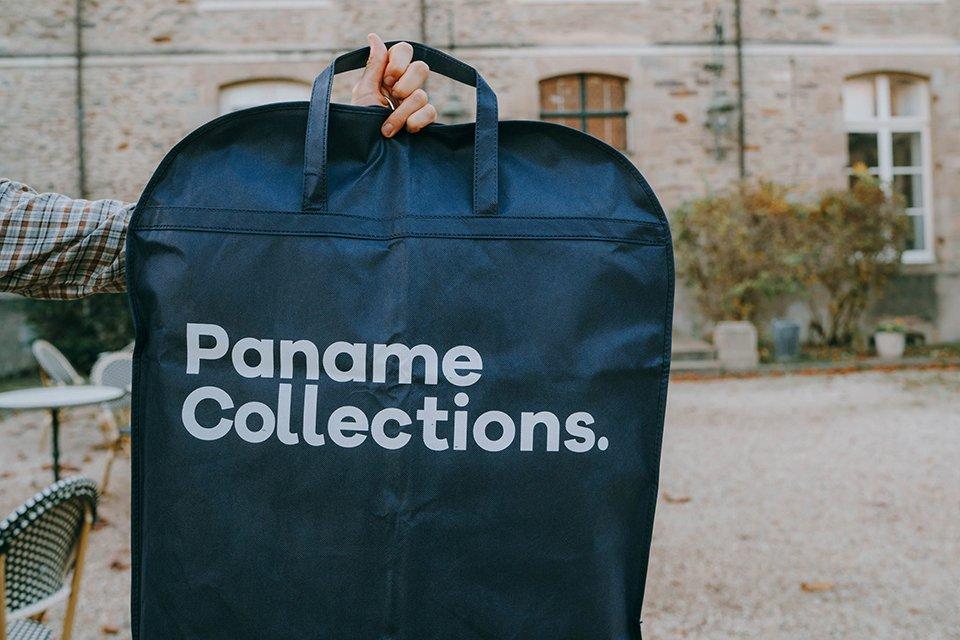 paname collections manteau sac