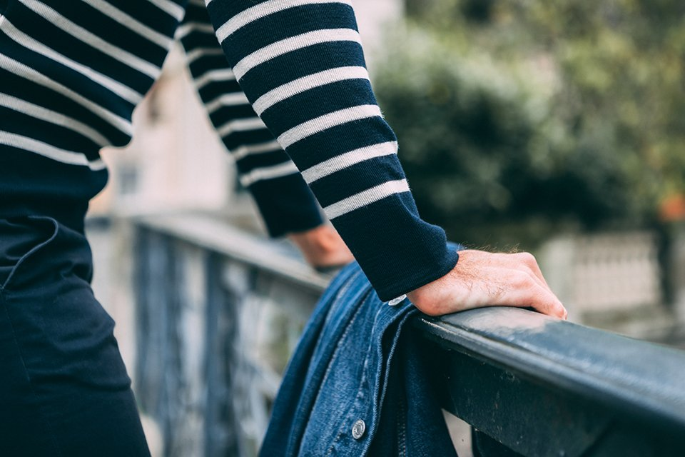 pull marin laine maison ft test avis manches