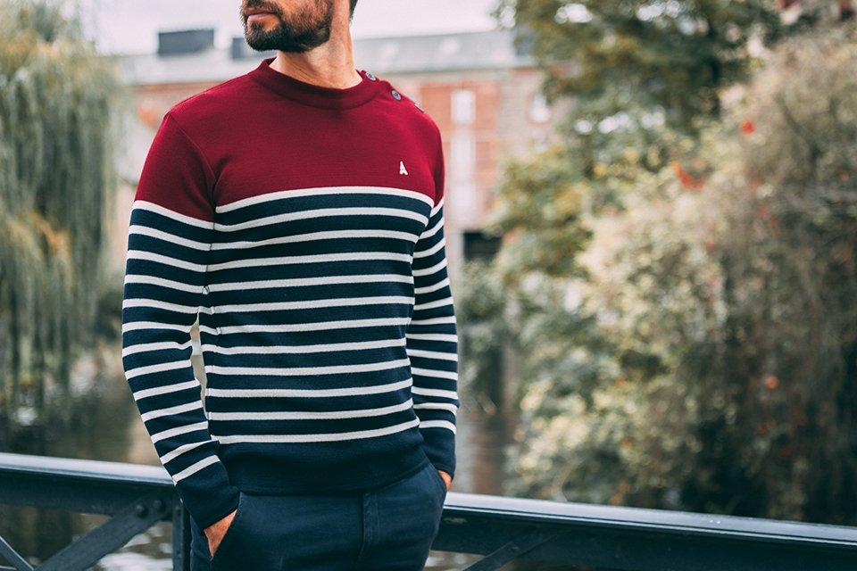 pull marin laine maison ft test avis porte