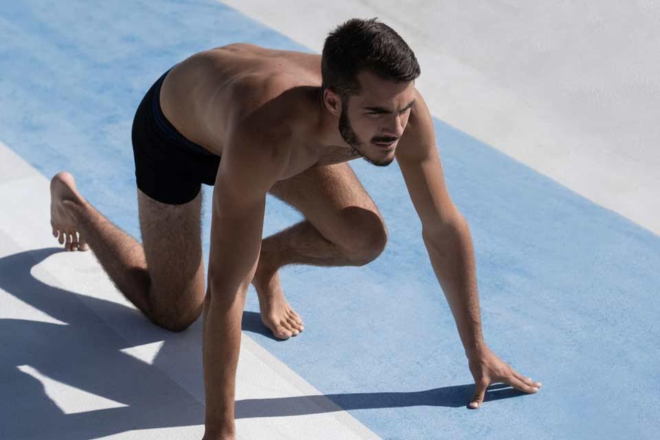 Sous Vêtement Sport Homme
