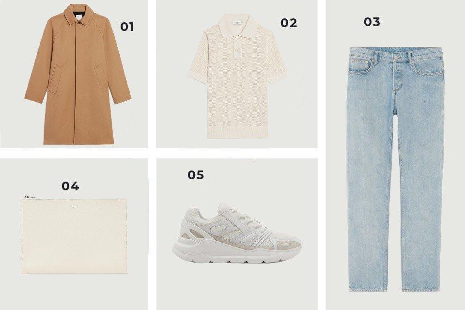 selection shopping sandro1