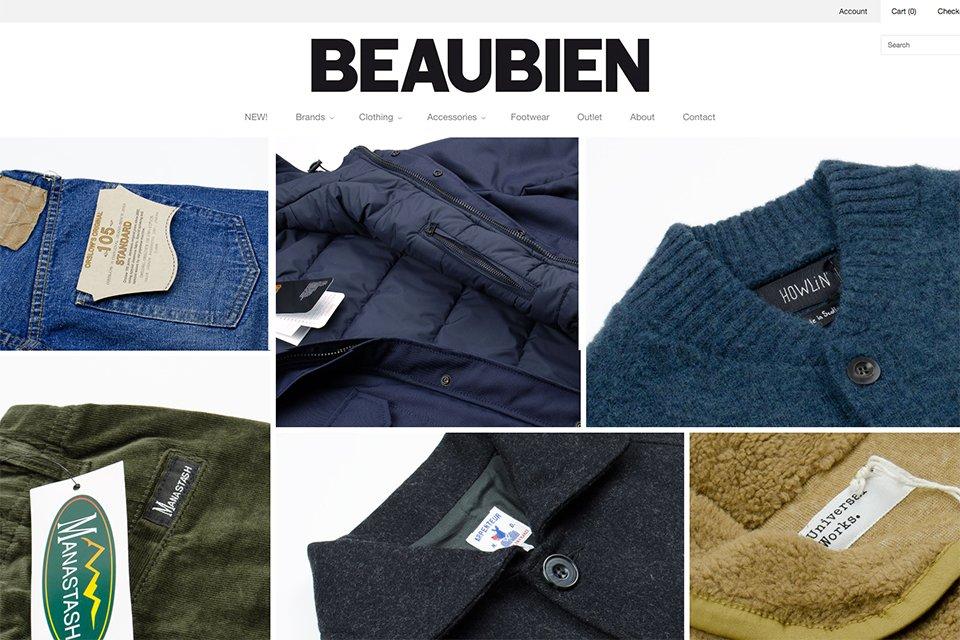 shop beaubien
