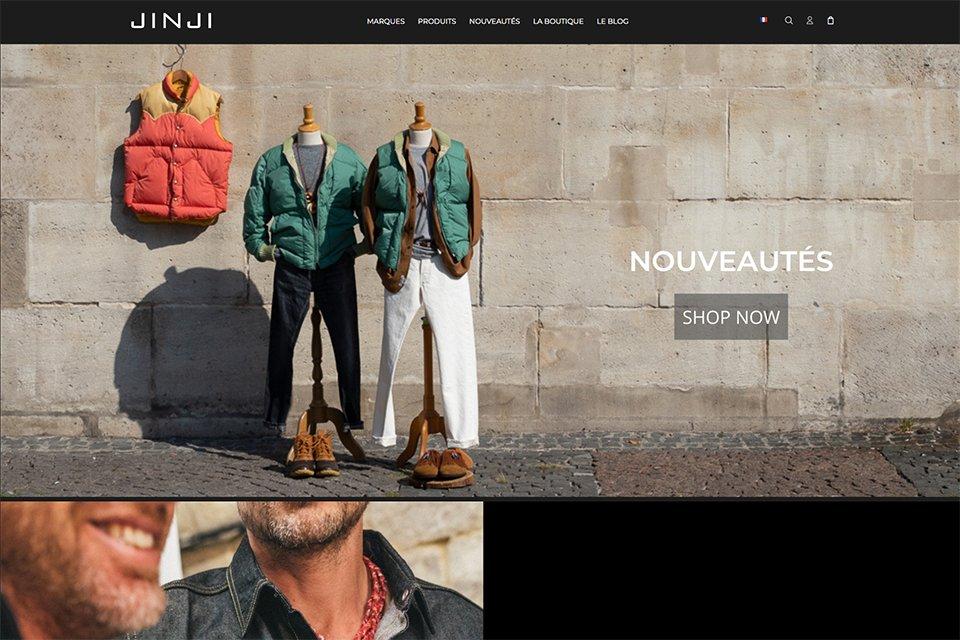 shop jinji
