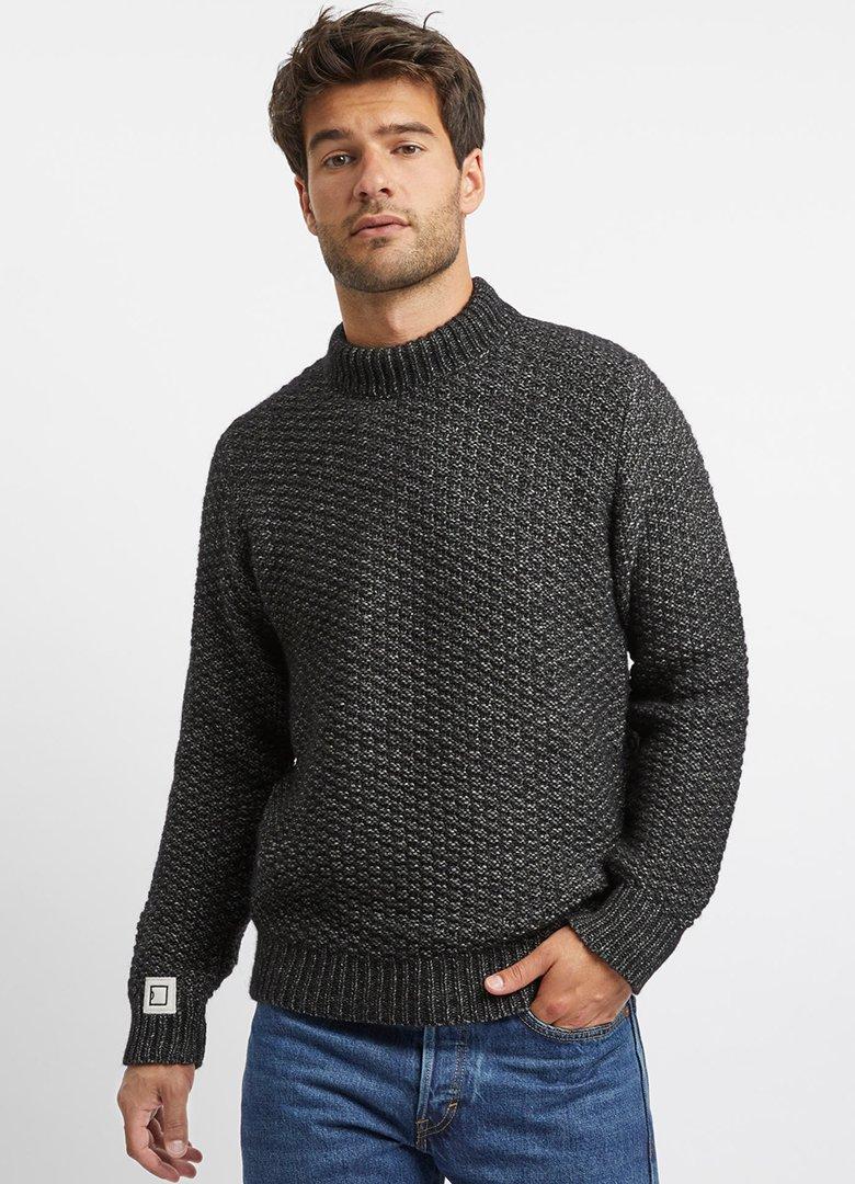 tricots jean marc avedis noir 2