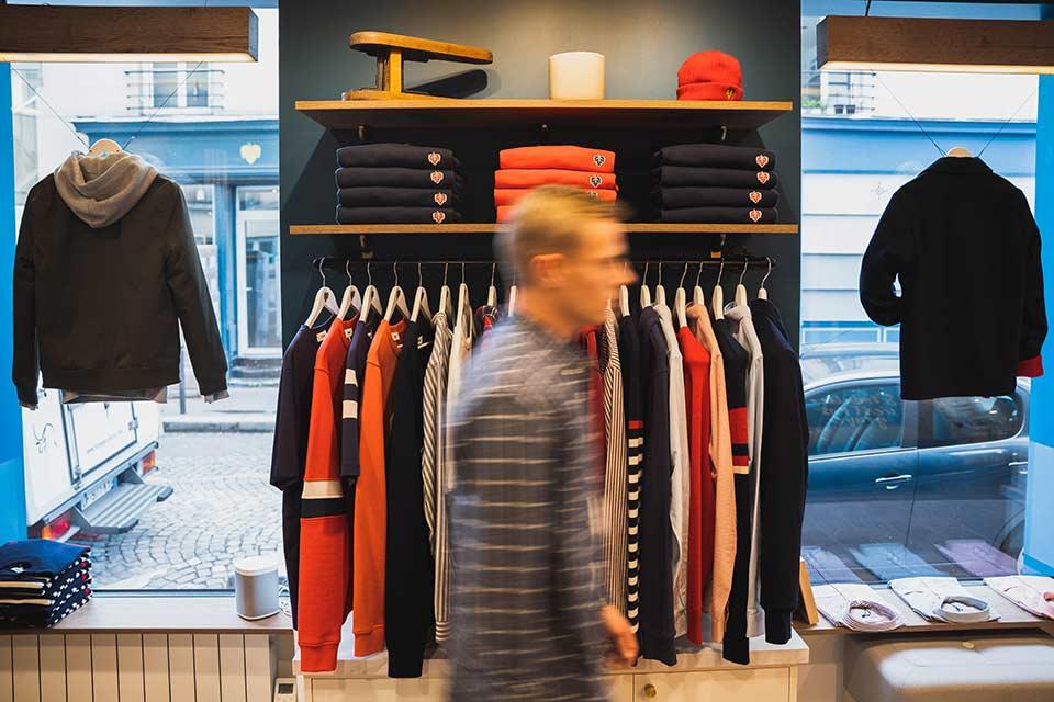 Boutique Vetements Paris