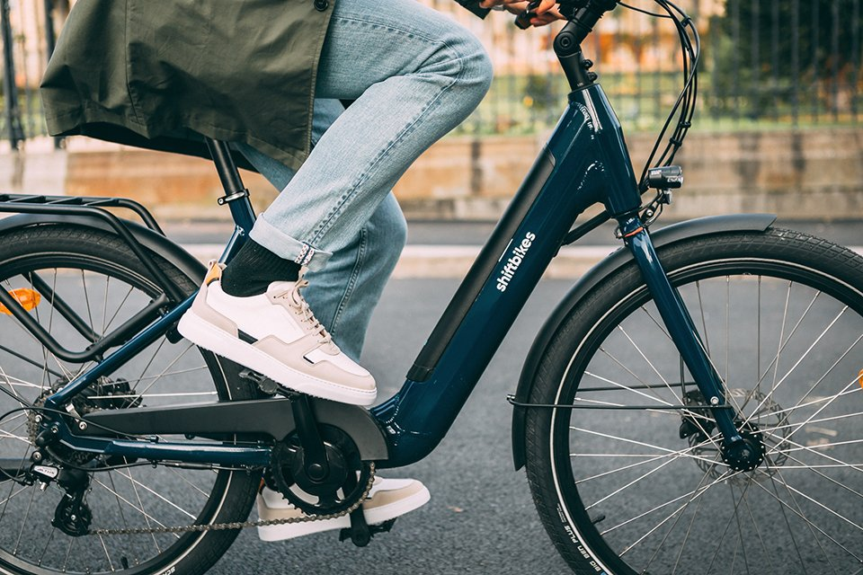 Vivien look vélo chaussures