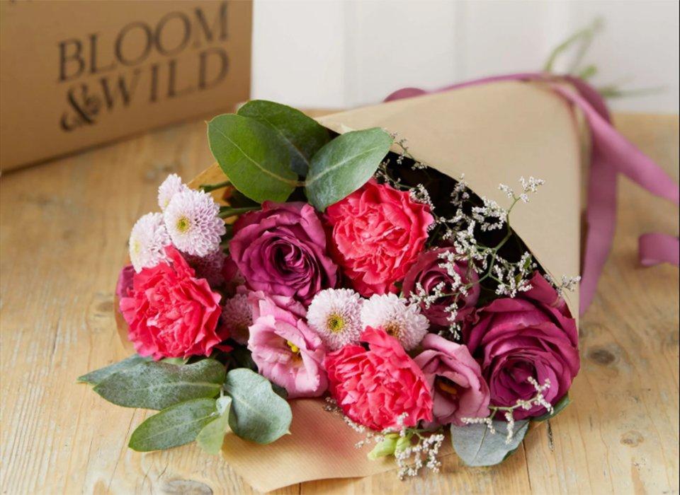 abonnement fleurs bloom & wild idees cadeaux femme melanie