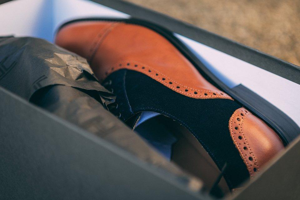 boite chaussures Hockerty