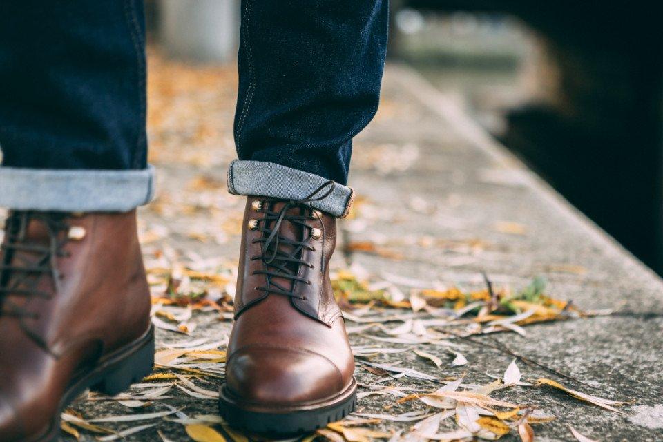 Boots Septieme Largeur Moisac Portees