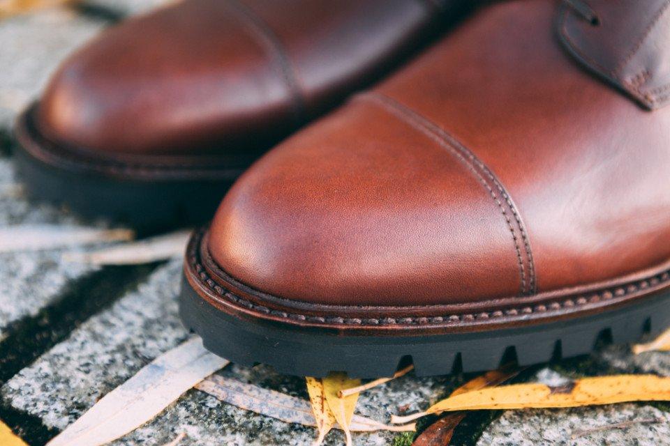 Boots Septieme Largeur Moissac Bout