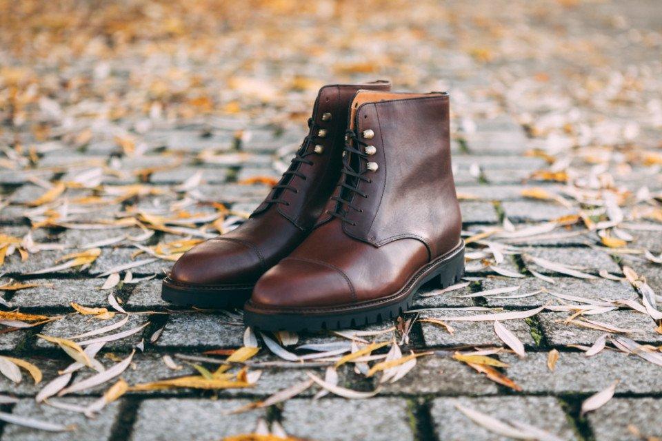 Boots Septieme Largeur Moissac Design