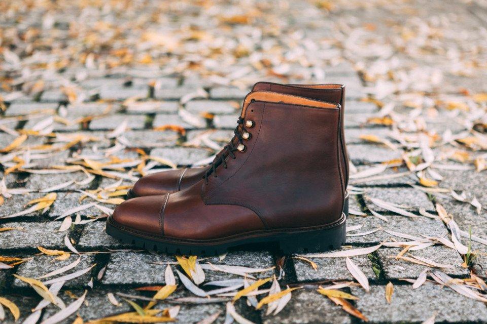 Boots Septieme Largeur Moissac Profil