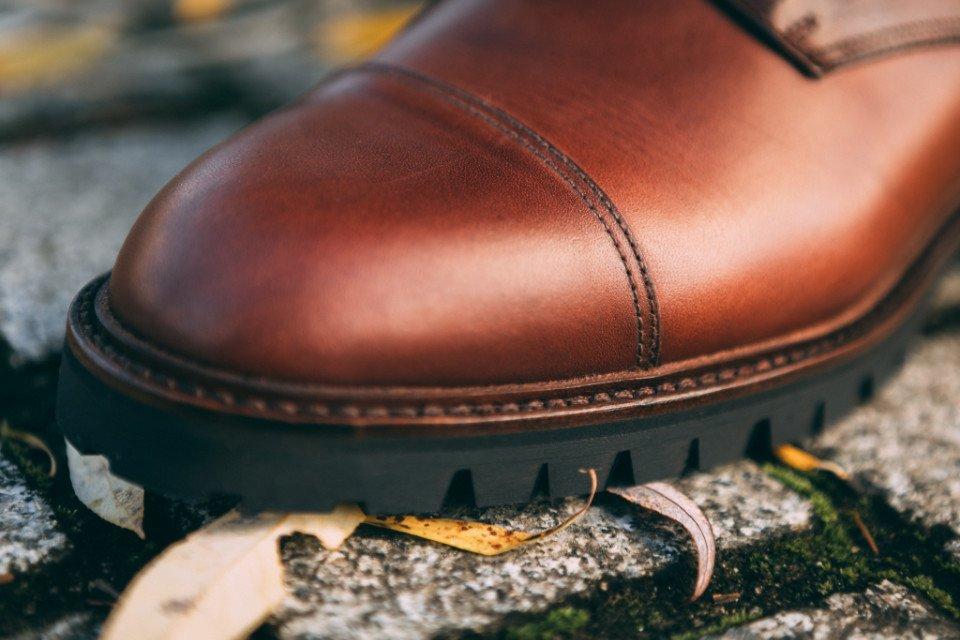 Boots Septieme Largeur Moissac Trepointe