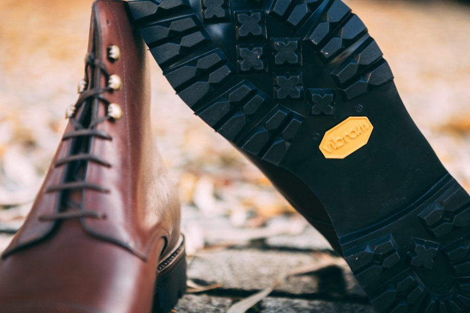 Boots Septieme Largeur Moissac Vibram