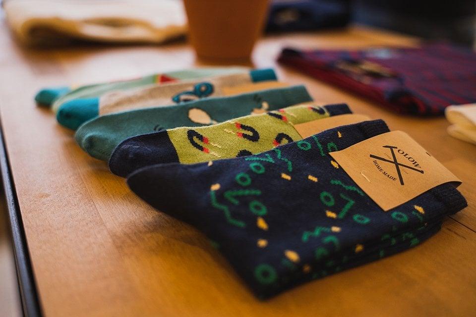 boutique olow chaussettes