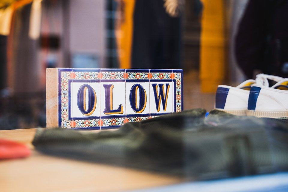boutique olow marque