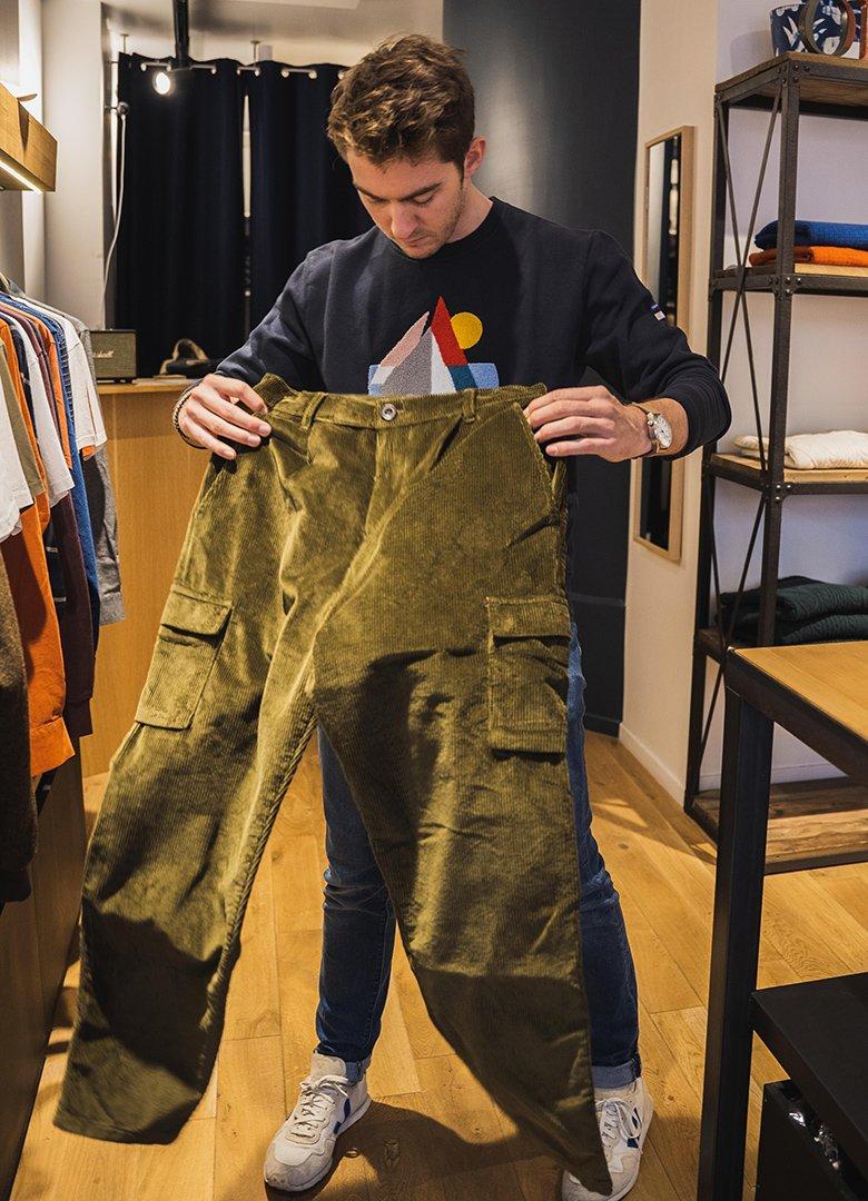 boutique olow pantalon