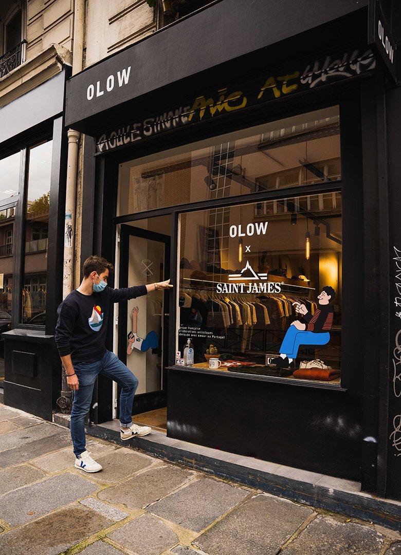 Boutique Olow paris 10