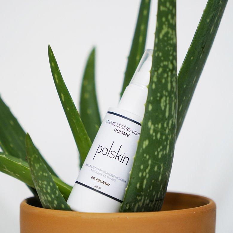 crème hydratante Polskin