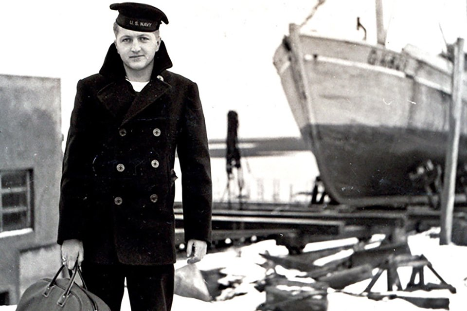 histoire caban marin