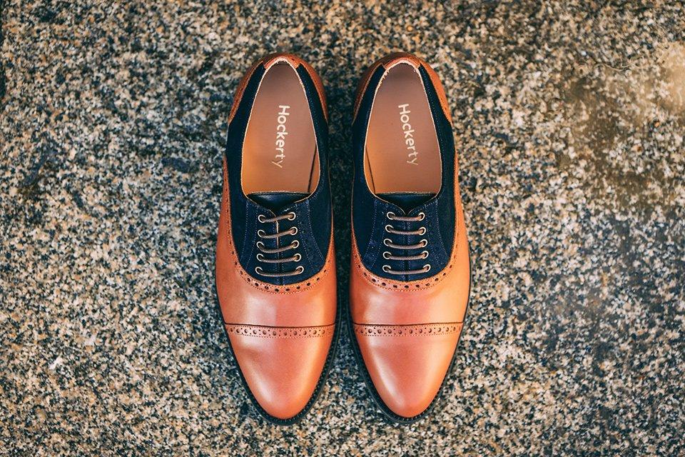 hockerty chaussures vue ciel