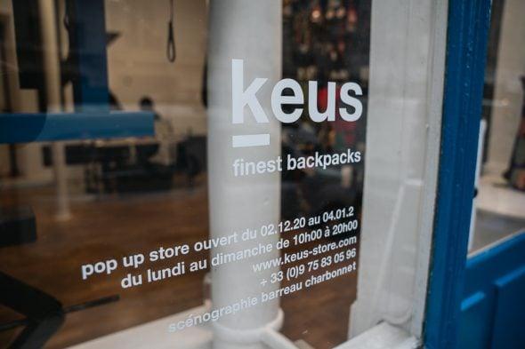 Keus Boutique Ouverture