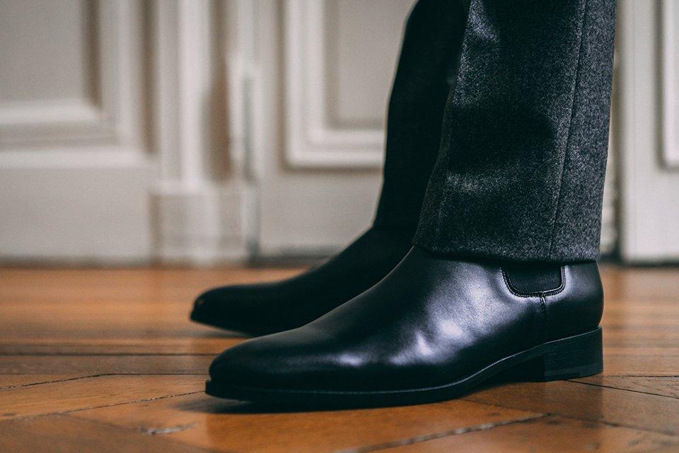 look max formel boots