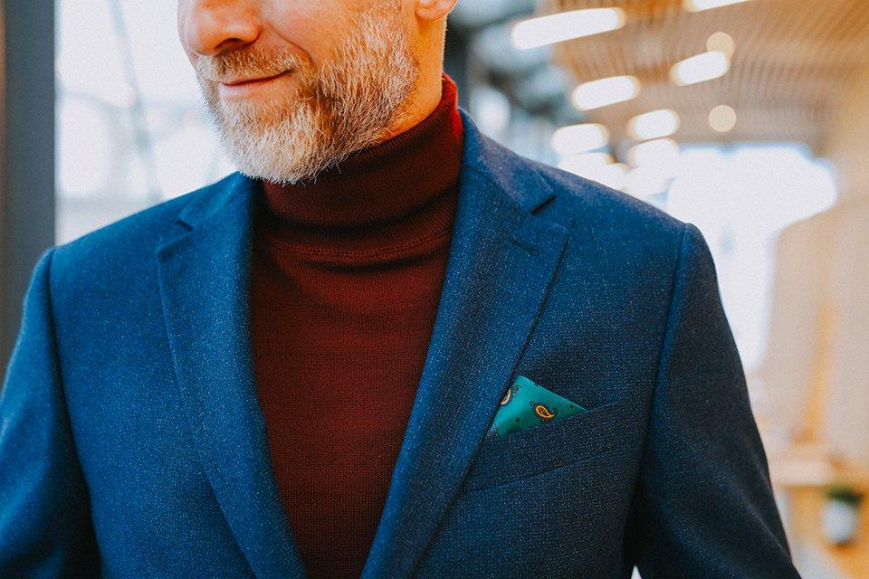 Pochette Sera Fine Silk