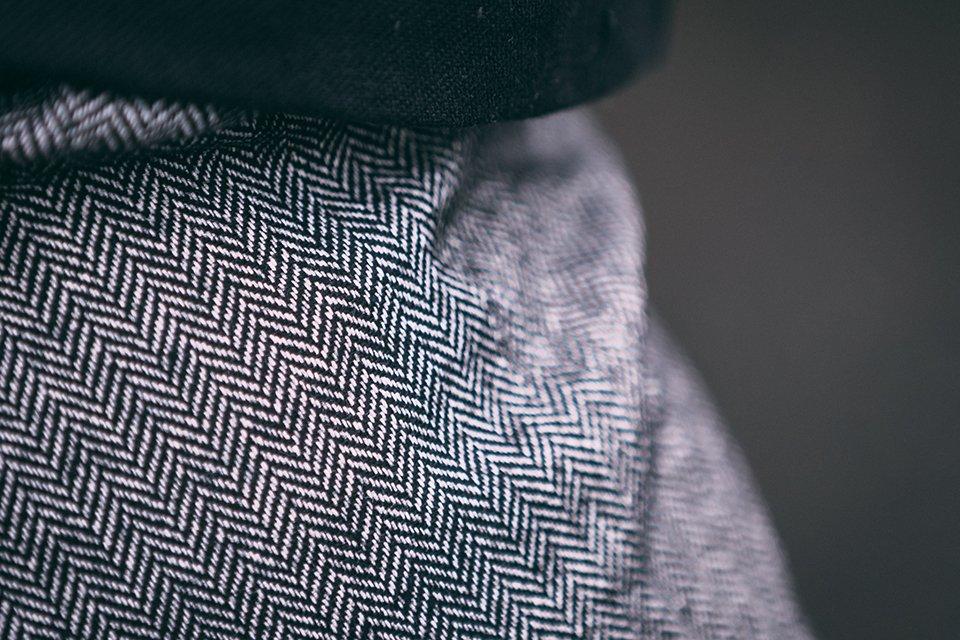 look t max 560 tech max pantalon claudio mariani detail chevrons