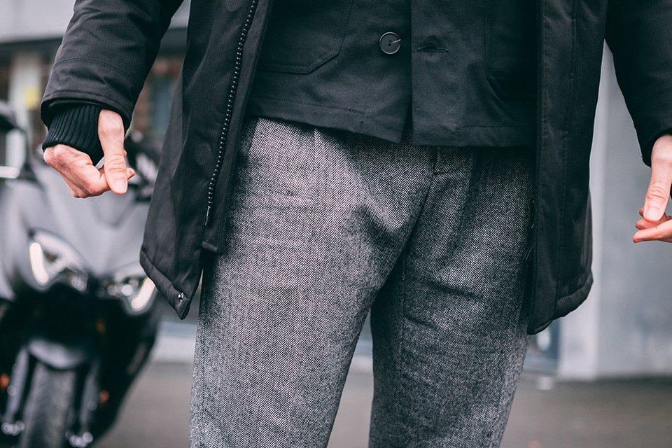 look t max 560 tech max pantalon claudio mariani