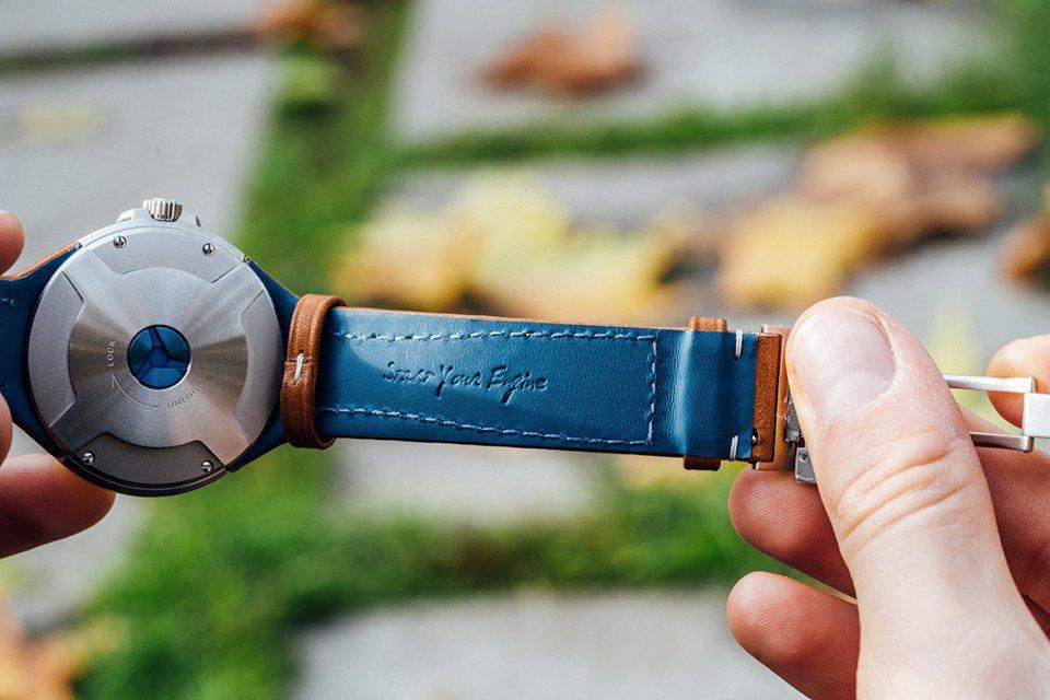 montre auto sye bracelet