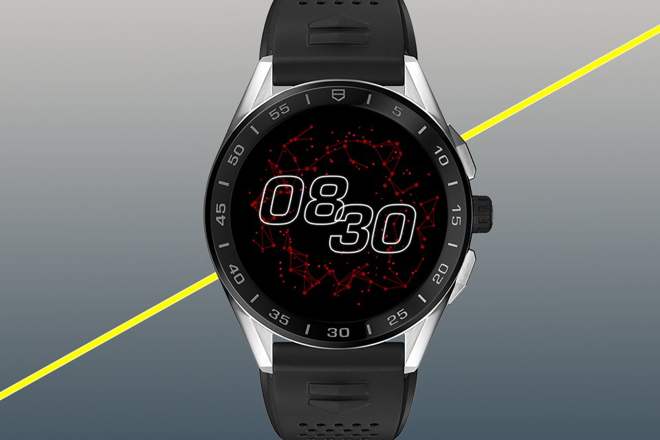 Montres 2020 TAG Heuer connected