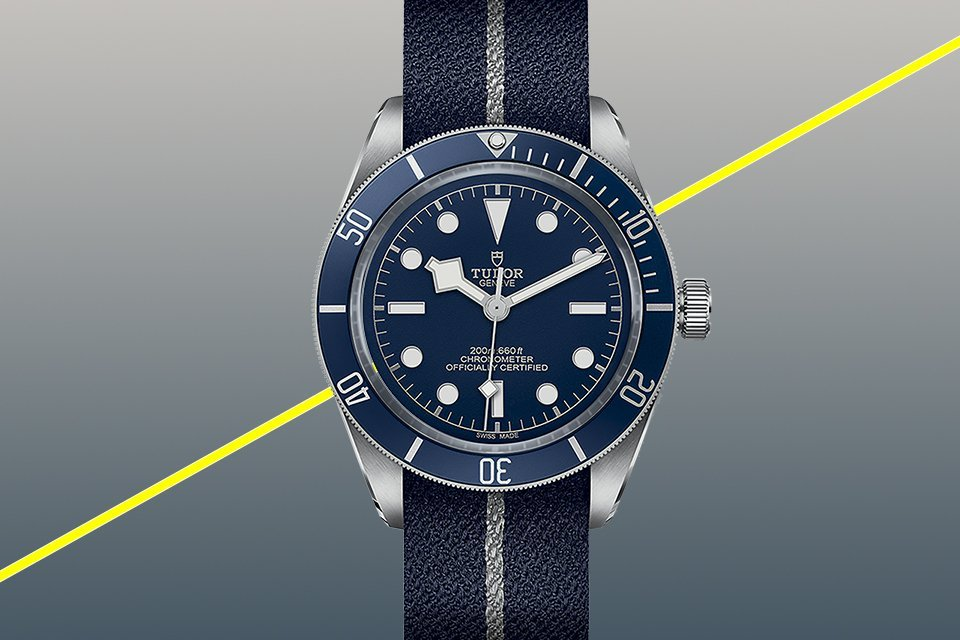 Montres 2020 Tudor Black Bay Fifty-Eight Navy Blue