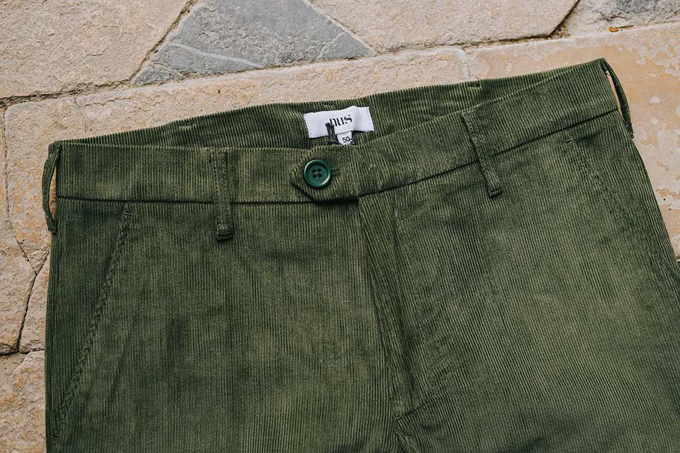 Nus Pantalon Taille