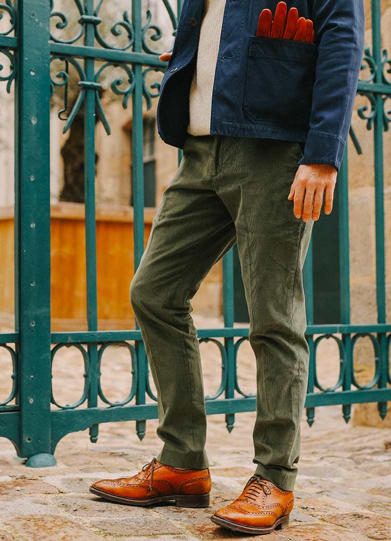 Pantalon Vert NUS