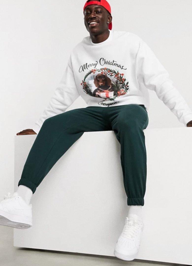 Pull de Noël tecke outfitl