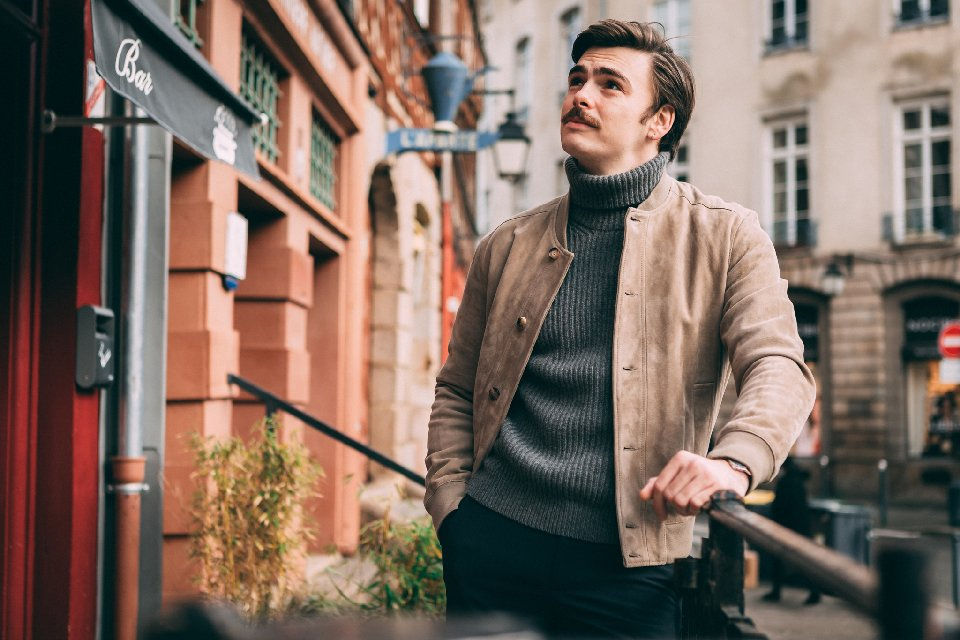 Pull-octobre-homme-maille-laine