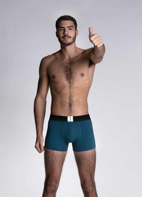 SBordeaux Boxer Bleu