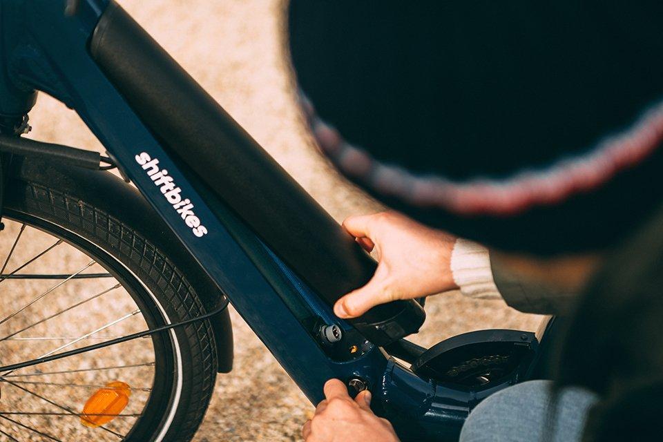 shiftbikes batterie velo