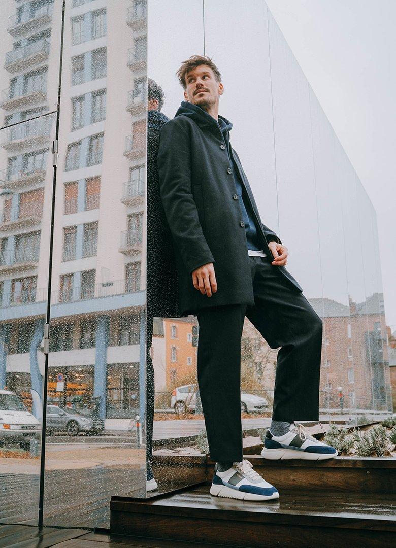 baskets axel arigato Alexis profil