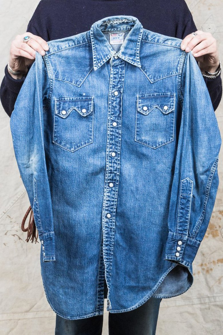 histoire chemise jean