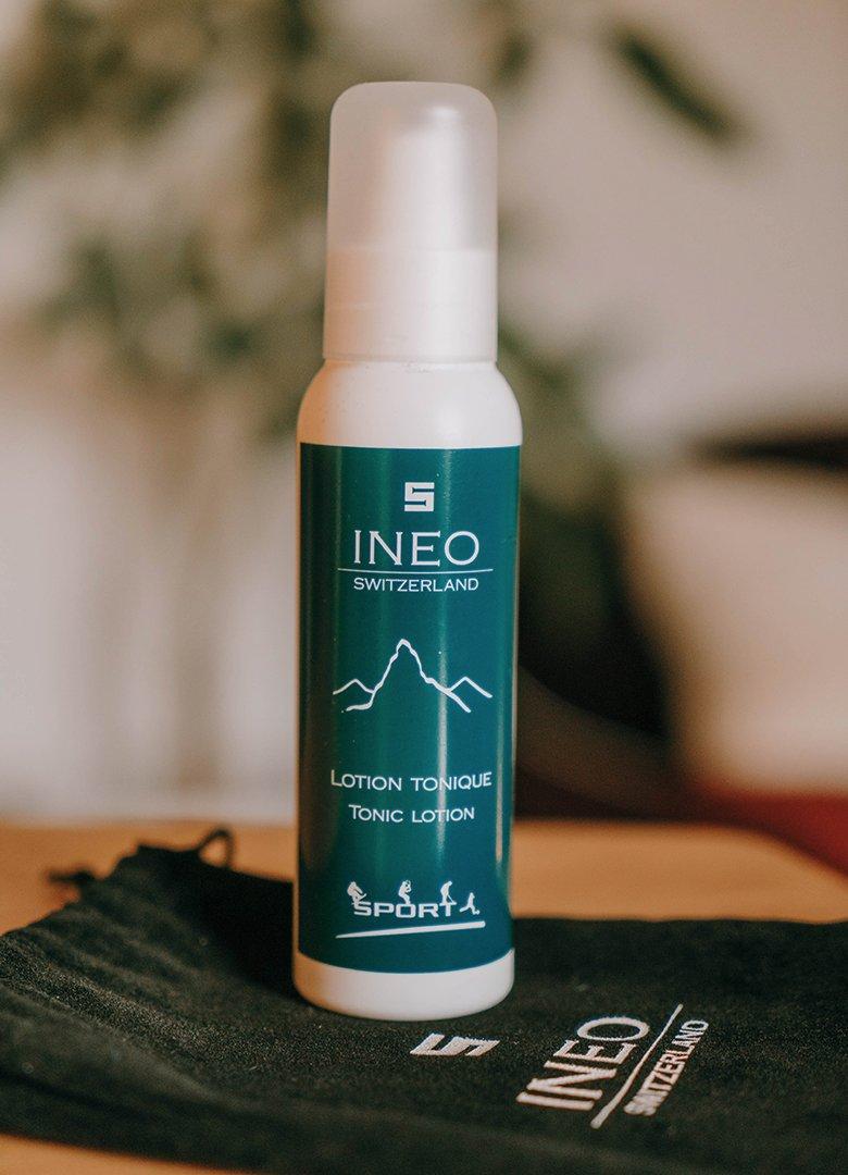 ineo lotion sport