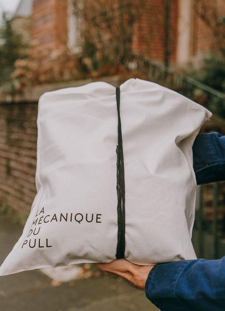 la mecanique du pull sac2